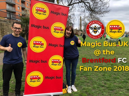 Brentford FC Fan Zone 2018