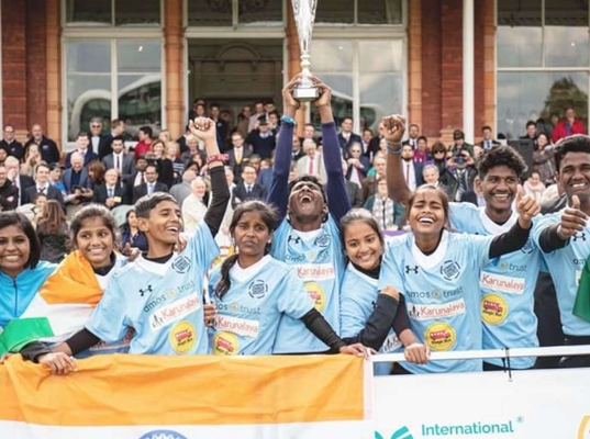 Team South India: Champions!